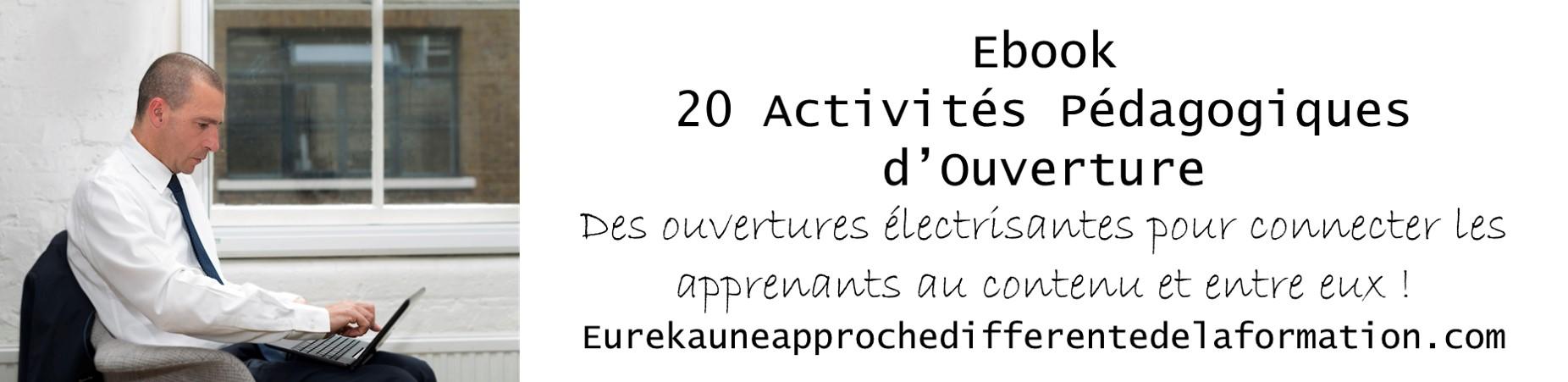 20 activités pédagogiques d'ouverture prêtes à l'emploi